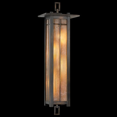 Fine Art Lamps Capistrano 4 Light Outdoor Wall Lantern