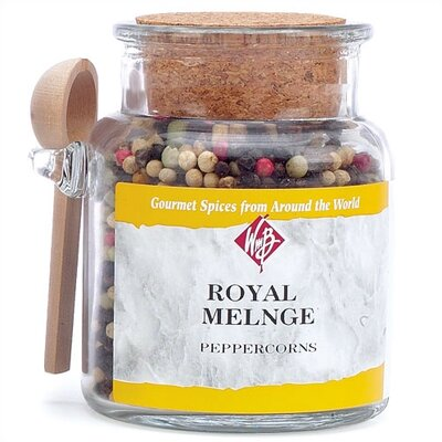 William Bounds 6 oz. Royal Melange Pepper