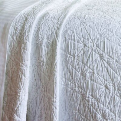 Caravelle Matelassé Stone Washed Coverlet Collection