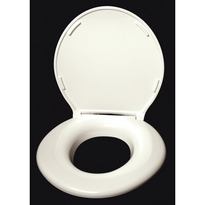 Closed Front Round Toilet Seat