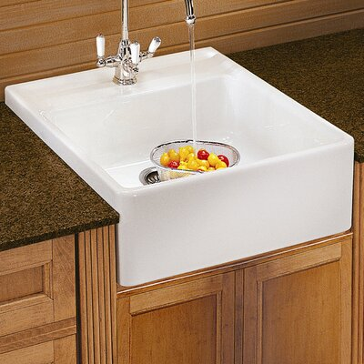 Franke Manor House Fireclay Apron Front Kitchen Sink | Wayfair