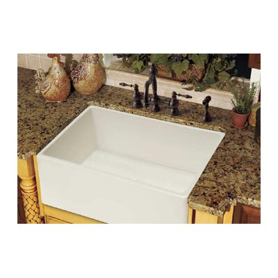 "Franke Farm House 33"" Fireclay Apron Front Kitchen Sink"