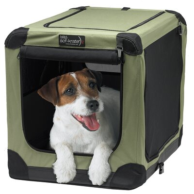 "Noz2Noz 26"" Green Pet Model N2 Sof-Krate"