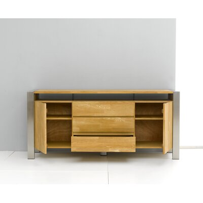 Mark Harris Furniture Ohio Sideboard in Solid Oak