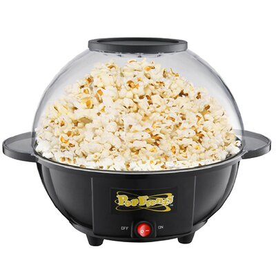 Great Northern Popcorn 6 Qt. Popcorn Popper Self Contained Popper