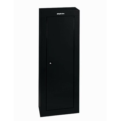 Stack-On Fully Convertible Key Lock Gun Safe