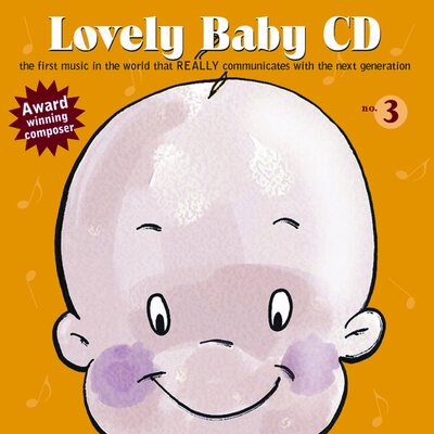 Lovely Baby Music Lovely Baby CD No.3