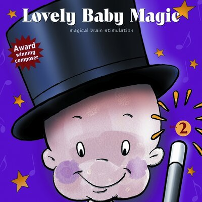 Lovely Baby Music Lovely Baby Magic CD No.2