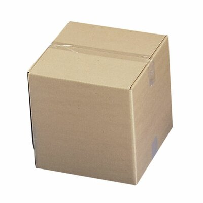 "Sparco Products Shipping Carton, 12""Wx10""Dx4""H, 25/PK, Kraft"