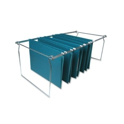 Sparco Products Hanging File Folder Frames, Legal, Stainless Steel