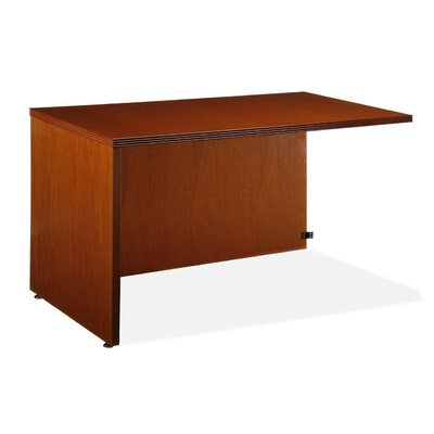 "Lorell 88000 Series 29"" H x 48"" W Left Desk Return"