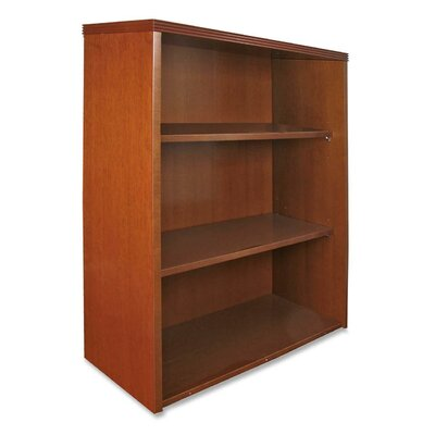 Lorell 88000 Series 3 Shelf Stack-on Bookcase, Cherry