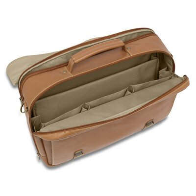 Hartmann J Hartmann Reserve Saddle Bag in Natural