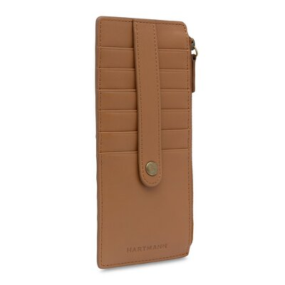 Hartmann J Hartmann Reserve 12 Pocket Card Case in Natural