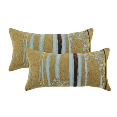 Chooty & Co Review Wichita Cotton KE  Pillow (Set of 2)