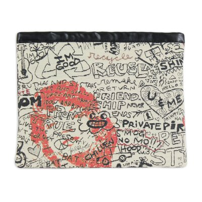 Chooty & Co Just the Facts Quiet iPad Sleeve