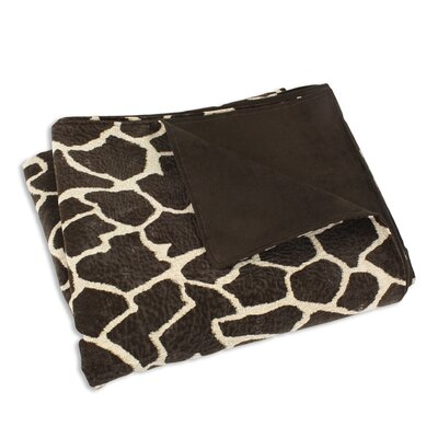Chooty & Co Giraffe Super Soft Blanket