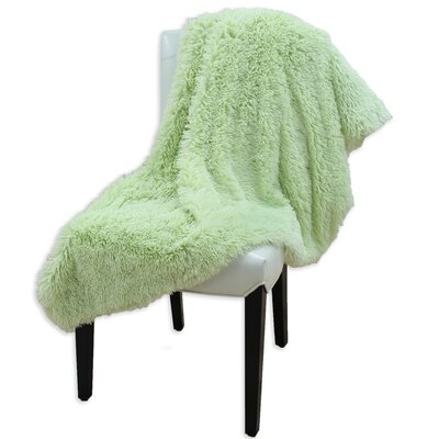 Chooty & Co Shaggy Polyester Throw