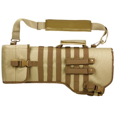 Vism by NcStar Rifle Scabbard in Tan