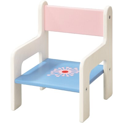 Haba Doll Chair Flower Burst