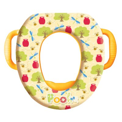 Ginsey Disney Winnie The Pooh Soft Potty