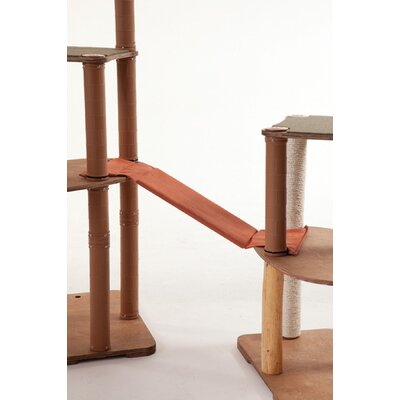 Solvit Adventure Bridge Cat Tree