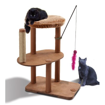 "Solvit 33"" Basic Cat Tree"