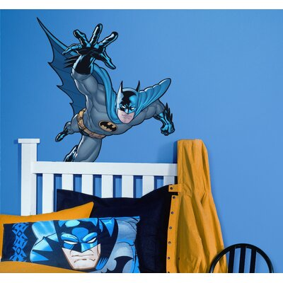 Room Mates Batman Gotham Guardian Giant Peel and Stick Wall Decal