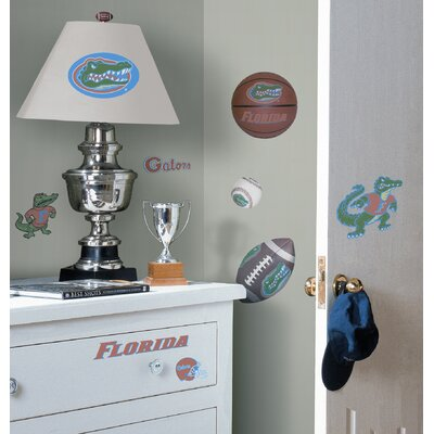 Room Mates Florida Gators Peel and Stick Wall Decal