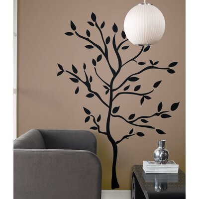 Room Mates Tree Branches Peel and Stick Wall Decal