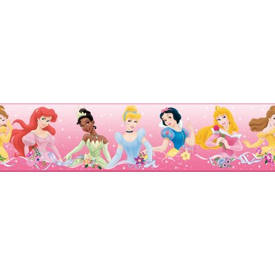Room Mates Studio Designs Disney Princess Wall Border