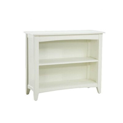 Alaterre Shaker Cottage Bookcase in Ivory
