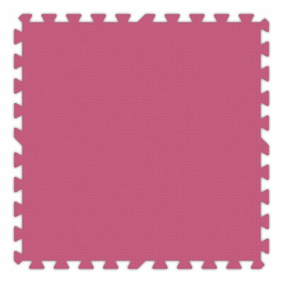 Alessco Inc. Premium SoftFloors Set in Pink