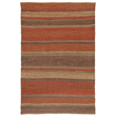 Striped Mountain Rug