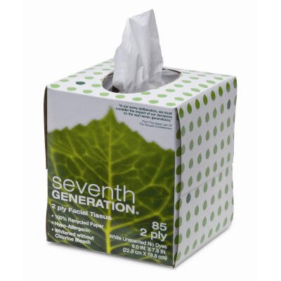 Seventh Generation Recycled Right Size Sheet Towel Rolls in Natural