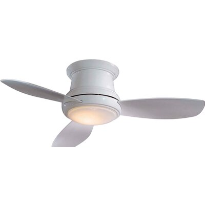"Minka Aire 52"" Concept II 3 Blade Ceiling Fan with Remote"