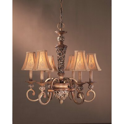 Minka Lavery Salon Grand Chandelier with Optional Medallion