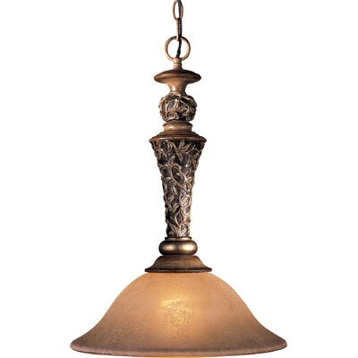 Jessica McClintock Salon Grand 1 Light Foyer Pendant