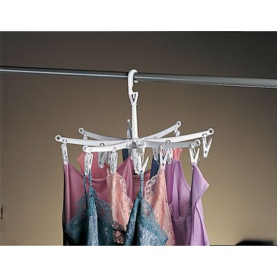 Household Essentials Sixteen Clips Carousel Clothes Dryer