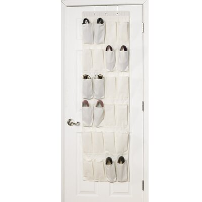 Household Essentials Storage and Organization 24 Pocket Over the ...