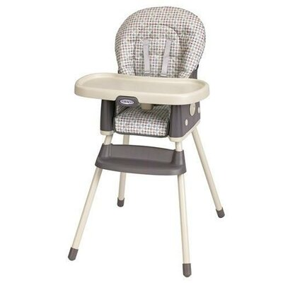 Simple Switch High Chair and Booster Seat