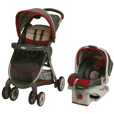 Graco Fast Action Fold Click Connect Travel System
