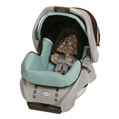 Graco Snug Ride Classic Connect 22 Infant Car Seat