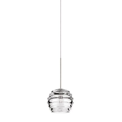 WAC Lighting Clarity Pendent Glass Shade