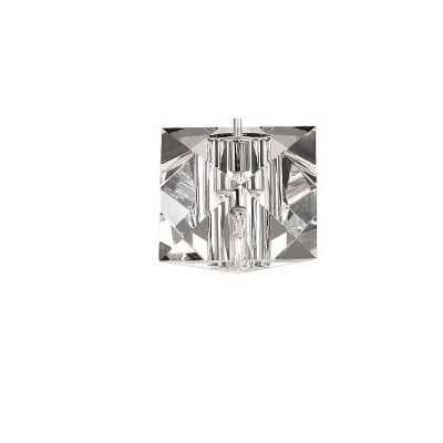 WAC Lighting Prisma Clear Glass Shade