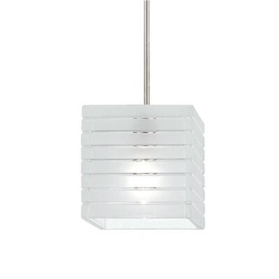 WAC Lighting European Tulum Quick Connect Monopoint Pendant