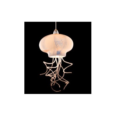 WAC Lighting Crystal LED Quick Connect Pendant