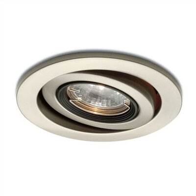 WAC Lighting 4&quot; Low Voltage Gimbal Ring Recessed Lighting Trim