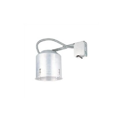 WAC Lighting Line Voltage Incandescent IC Rated Remodel Recessed Housing