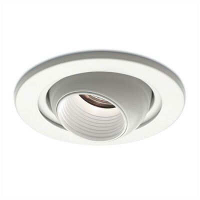"WAC Lighting 4"" Low Voltage Eyeball Recessed Lighting Trim"